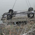 На Волыни затонул автомобиль, погибли четыре человека, включая двоих детей