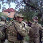 Бойцы «Правого сектора» покинули передовую линию обороны