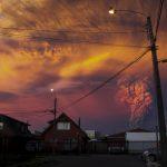В Чили из-за извержения вулкана Кальбуко объявлен «красный» уровень тревоги