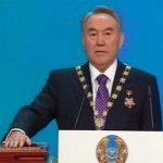На внеочередных президентских выборах в Казахстане Нурсултан Назарбаев набрал 97% голосов