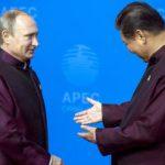 Россия делает ставку на дружбу с Китаем