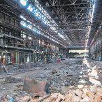 Украинское машиностроение в условиях кризиса