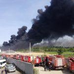 ГосЧс подаст иск на 50 млн грн к владельцам сгоревшей под Васильковым нефтебазы