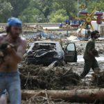 В Тбилиси сбежавший тигр-альбинос загрыз человека