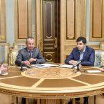 В Генпрокуратуре разгорается борьба между Сакварелидзе и Шокиным