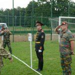 На Яворивском полигоне стартовали военные учения  Rapid Trident\Saber Guardian-2015