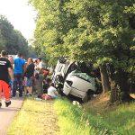 В Польше разбился украинский автобус — 6 человек погибло, 21 — травмировано
