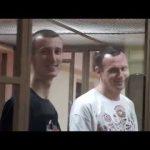 Олег Сенцов приговорен к 20 годам лишения свободы, Александр Кольченко — к 10