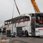 В Румынии попал в аварию уже третий за последнее время автобус с украинцами
