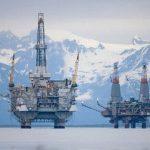 Shell приостанавливает бурение на арктической Аляске