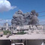 Войска Башара Асада провели крупную наземную операцию при поддержке российской авиации