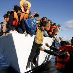 В этом году в Европу морским путем прибыло более 120 тыс беженцев