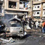 Масштабный теракт в Сирии: 46 человек погибших