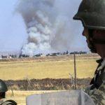 Россия обвиняет Турцию в обстрелах сирийской территории