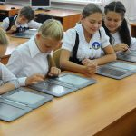 В московских школах введена 100-балльная система оценок