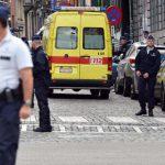 Общественный транспорт Брюсселя временно прекратил работу