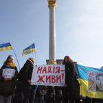 На Майдане в Киеве проходит тысячный митинг с требованием освободить Надежду Савченко