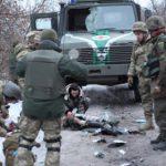 В боевом столкновении с диверсантами погибли два военнослужащих Украины