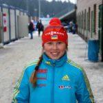 Украинка стала первой в спринтерской гонке Кубка IBU