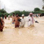 Свыше 40 человек погибли от сильных ливней в Пакистане