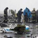 В районе катастрофы Boeing 737-800 в Ростове-на-Дону введено чрезвычайное положение