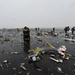 На месте падения Boeing в ростовском аэропорту приступили к расчистке ВВП