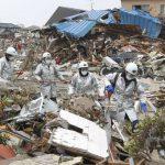 Землетрясение в Японии: более 40 погибших и тысячи пострадавших