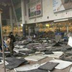 Аэропорт Брюсселя возобновляет работу