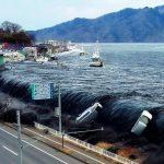 Землетрясение в Тихом океане с риском цунами