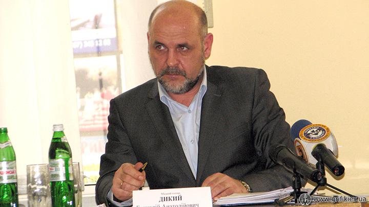 Геннадий Дикий
