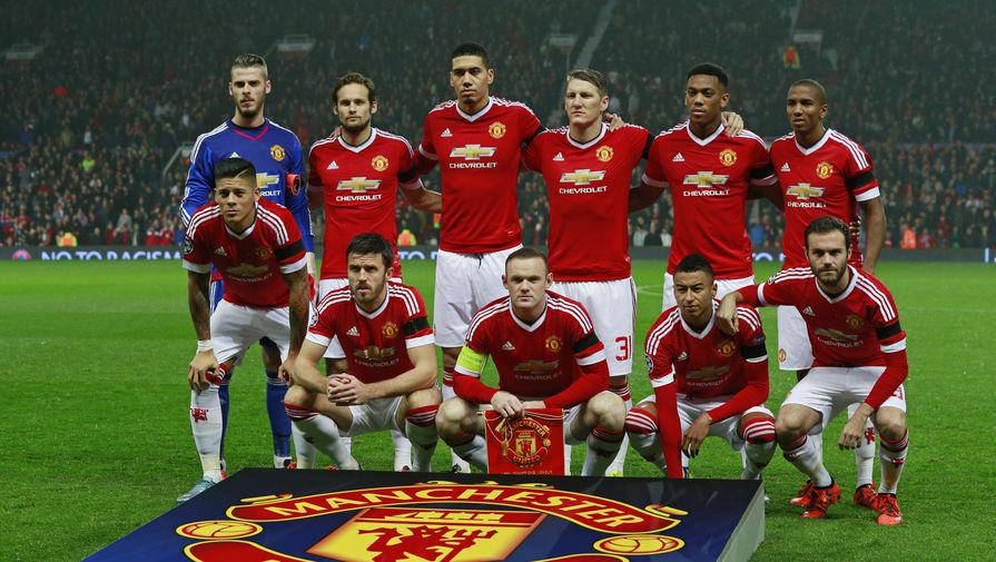 Манчестер Юнайтед клуб