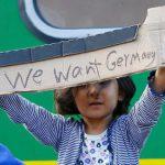 Беженцы в Германии побили исторический рекорд ЕС