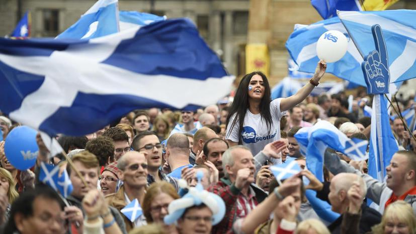 референдум за независимость Шотландии