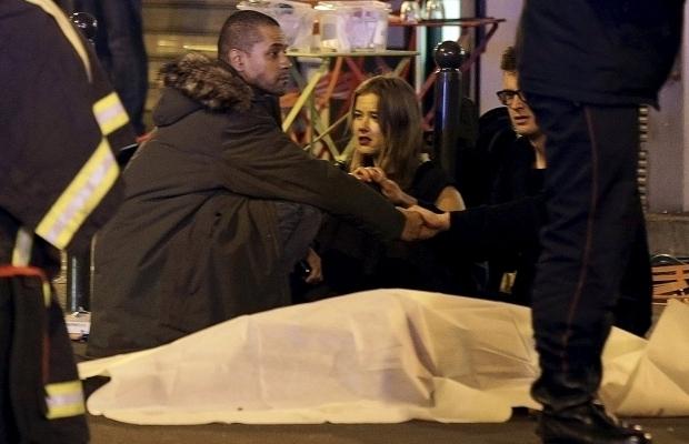 теракт франция