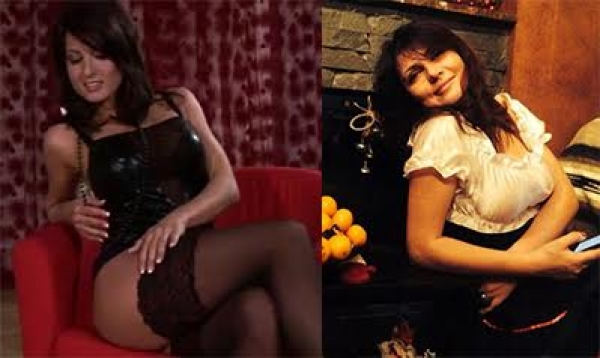 Украинская ведущая или порно звезда фото 60-308