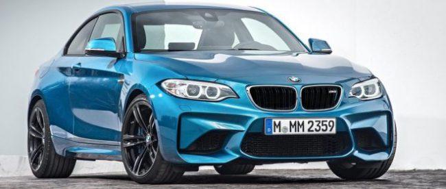 2016-BMW-M2