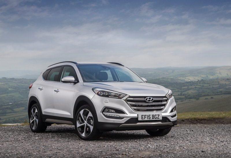 Hyundai Tucson (EU Version)