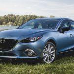 В Европу приехала Mazda 3 2016 с новым дизелем