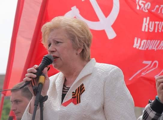 Сына задержанной по подозрению в сепаратизме коммунистки Александровской объявили в розыск - Цензор.НЕТ 6201