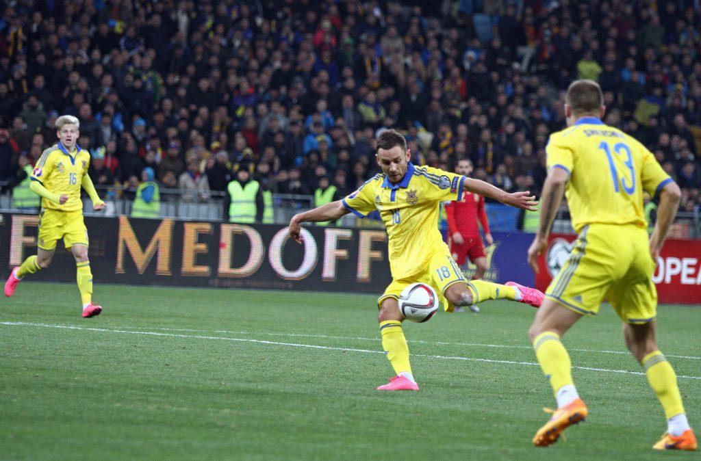 Евро 2016 Украина