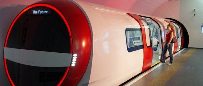 Поезда без машинистов