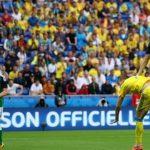 Сборная Украины проиграла и второй матч Евро-2016
