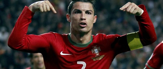 роналду португалия евро-2016