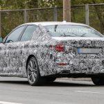 Обнародованы шпионские фото новой» BMW 5 модельного ряда 2017