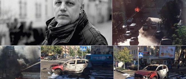 Убийство Павла Шеремета о чем забыли упомянуть украинские СМИ  Павел Шеремет
