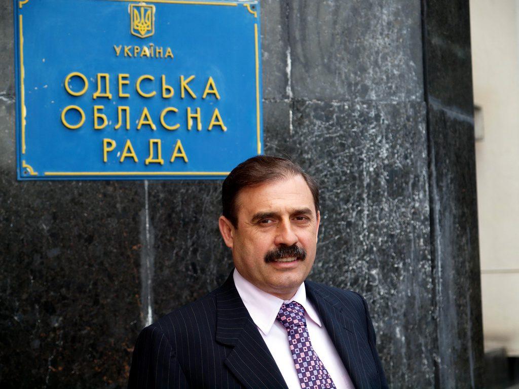 Нардеп Антон Киссе