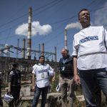 ОБСЕ заявляет об агрессии против наблюдателей по обе стороны линии разграничения