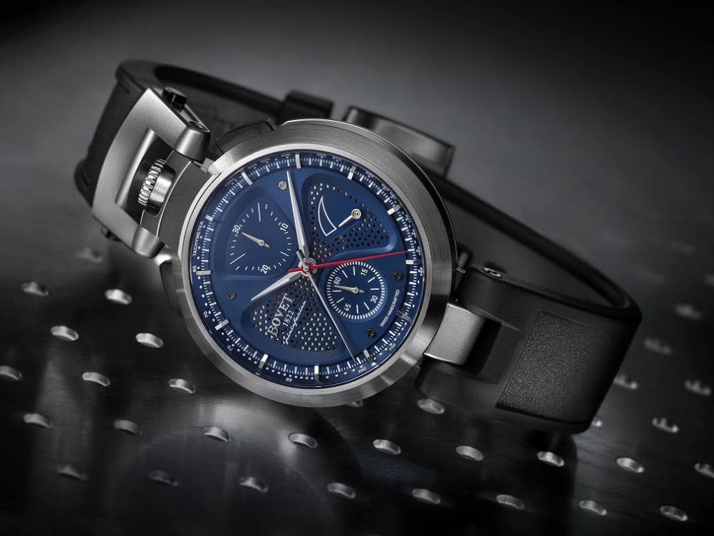 Bovet Sergio Pininfarina Split Second Chronograph 45
