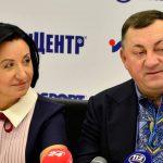 Члены семьи Януковича Александр и Галина Герега вновь развели киевлян
