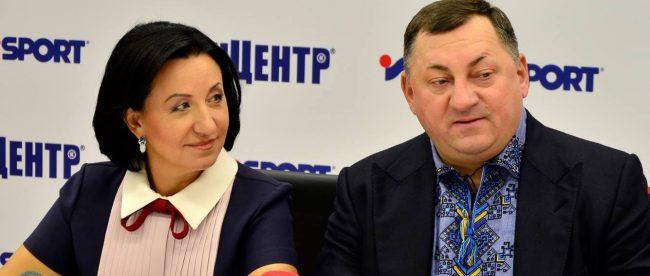 Александр и Галина Герега